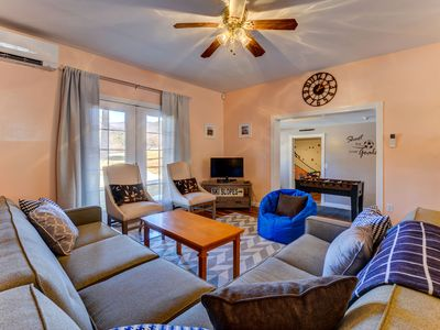 Photo for Spacious 3BR w/ Cranmore Views! 1 Mile to N.Conway Village! AC, Pool & WiFi!