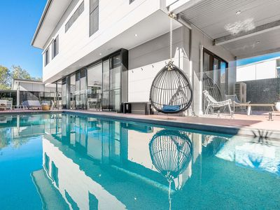 Photo for A Perfect Stay – Catalina's - Modern, contemporary 3 bedroom house with pool