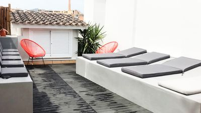 Photo for DELTA 3A. Apartment designed with taste located in the center of Palma.