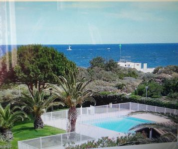 """Photo for T2 Ground Garden, in a very cozy setting direct access to """"Lagoon Beach"""""""