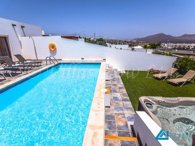 Photo for 4BR Villa Vacation Rental in Playa Blanca, Lanzarote