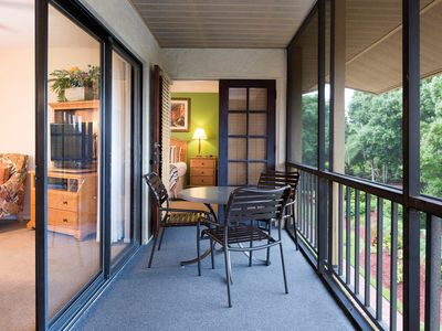 Photo for Deluxe + Spacious Retreat in a Central Location | Private Balcony!