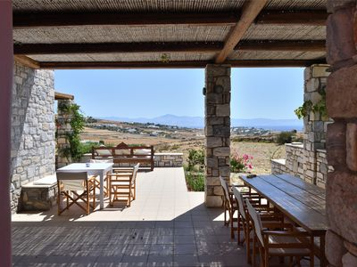 Photo for Villa with architectural character, seaviews, 1300m. from Golden Beach