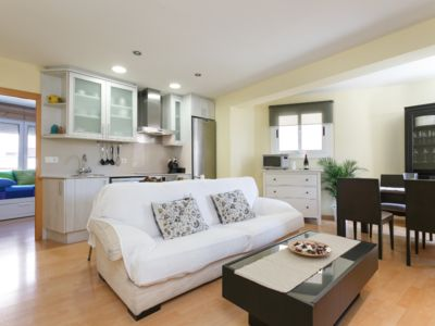Photo for Cozy 2 bedroom apartment in Sants