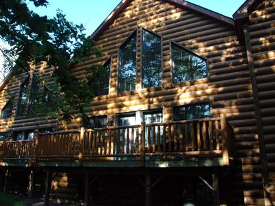 Photo for Highest-Rated Luxury Cabin in Most Secluded Area of Resort!