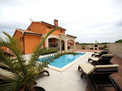 Photo for VILA DRAGICA CROATIA **** with a private pool