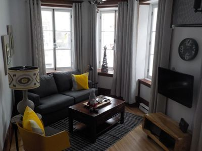 Nice  Condo in the heart of Old Quebec