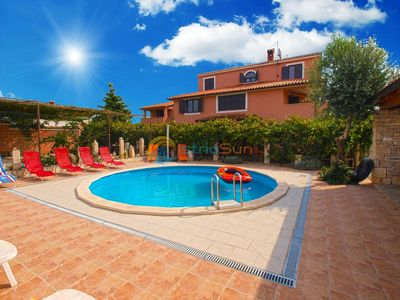 Photo for Apartment 749/10468 (Istria - Stinjan), Family holiday, 700m from the beach