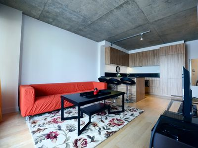 Photo for MODERN 1bed/1bath NEAR OLD PORT MONTREAL