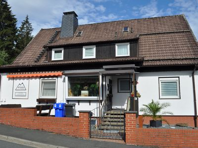 Photo for Large apartment located in the Upper Harz in Wildemann right on the edge of the forest