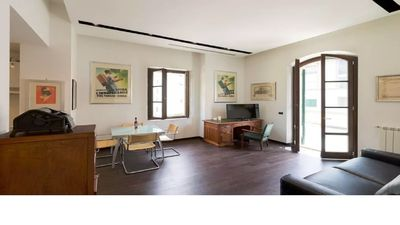 Photo for FLORENCE LUXURY APARTMENT IN SIGNA in a late 1800 building