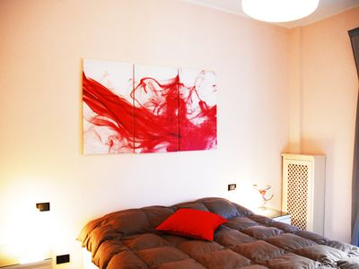 Photo for apartment ideal for families and groups, with the center collegatissimo!