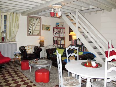 Photo for Vacation home Ferienhaus (AGS400) in Saint-Agnan-sur-Sarthe - 6 persons, 3 bedrooms