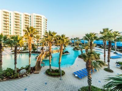 Photo for Palms Resort 2315 Full 2BR/2BA☀Aug 9 to 11 $755 Total!☀HUGE Pool with Views!