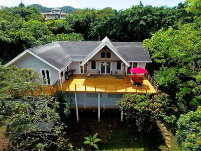 Photo for Private Beach W/Pool, Plantation Style Home In Private Resort Community