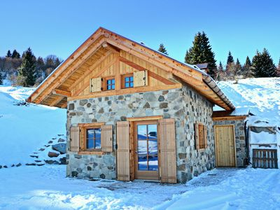 Photo for Brand new mountain chalet in very quiet location