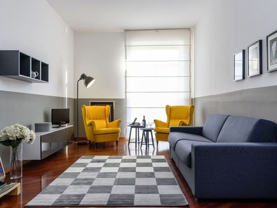 Photo for Santa Sofia apartment in Centro Storico with WiFi & air conditioning.