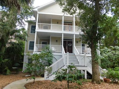Photo for 8BR House Vacation Rental in Folly Beach, South Carolina