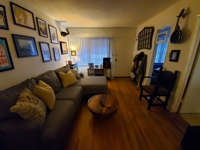 Photo for Cute 1 bedroom with back area
