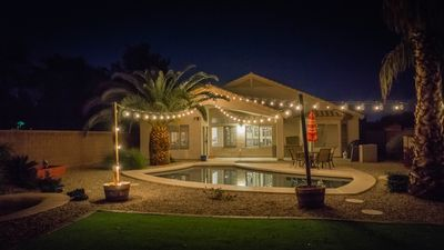 Spacious 3 Bedroom + Den, 2 bath Home with Sparkling Pool