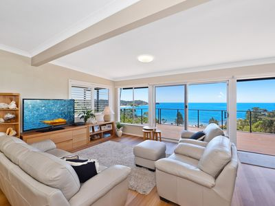 Photo for This lovely home has some of the best views in Avoca