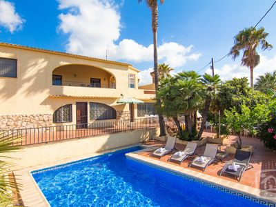 Photo for 6BR Villa Vacation Rental in Calpe / Calp
