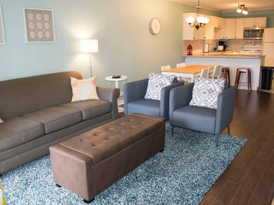 Photo for 2 Bed + 2 Bath Cozy South Forest Beach Condo