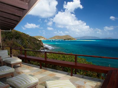 Photo for 3BR Villa Vacation Rental in Great Camanoe, British Virgin Islands