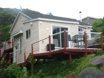 Photo for 2BR Cottage Vacation Rental in Petty Harbour, NL
