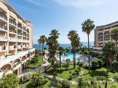 Photo for Résidence Cannes Verrerie - Maeva Individual - 2 room apartment 4 people Confort