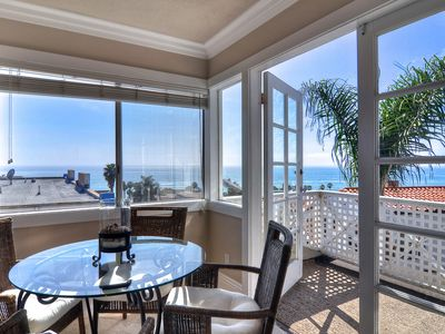 Photo for NEW LISTING! Four condos in the same building, just one block from beach & pier!