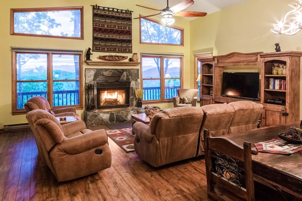 bryson city nc vacation rentals