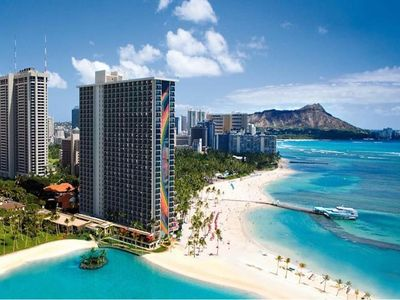 Photo for Incredible 1 bedroom at Hilton Hawaiian Village. Reserve now!