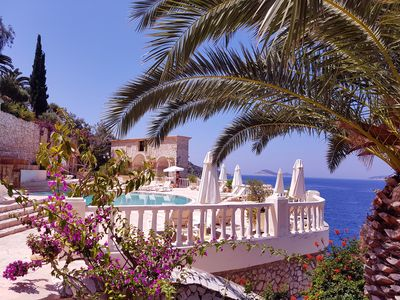 Photo for Luxury Penthouse on seaside estate with Hotel, Pools, Spa, Tennis & Watersports