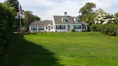 Photo for Family Compound With Pool In Harwichport.  Walk To Beaches And Town
