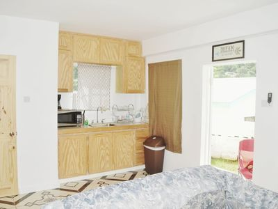 Photo for KINGSTOWN 2 BEDROOM RIGHT IN TOWN! WALKING DISTANCE TO EVERYTHNG VINCY!