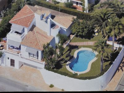 Photo for Villa Seghers - Beautiful views and private pool