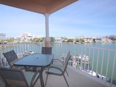 Photo for Pet Friendly Waterfront, Free Wi-Fi & Cable, Pool, Big Balcony, W/D, Parking-506 Harborview Grande