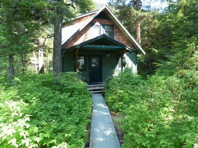 Photo for Whale Song Cottage-Private and Cozy