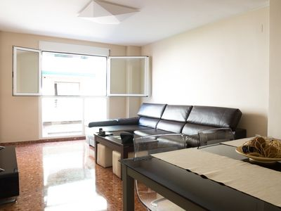 Photo for SPACIOUS  APTO + AIR CONDITIONING- 15 MIN WALKING CITY CENTER. AUTUMN SALES+WI