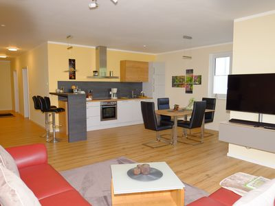 Photo for Modern 5 star holiday apartment with Rhine view in Boppard