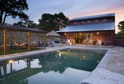Private Barn & Salt Water Swimming Pool  (Solar Heated from April - October)