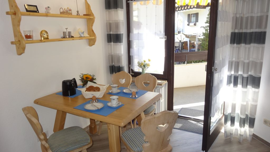 Apartment Optimal apartment lieber ideal for couples and small families in an optimal