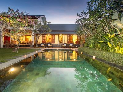 Photo for 3 Bedroom villa, Family holiday in Bali