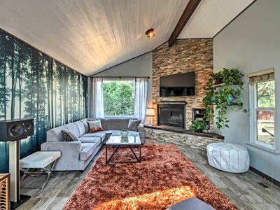 Photo for Upgraded House w/Pool - Walk to Russian River!