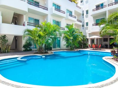 Photo for Pool View Condo w/ 2 Balconies the ♥ of Playa