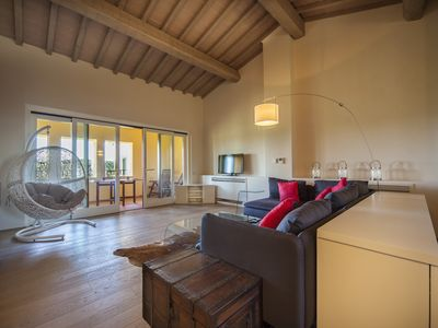 Photo for Modern luxury in enchanting, breathtaking Castelfalfi