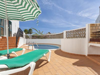 Photo for Vale do Lobo Apartment, Sleeps 4 with Pool, Air Con and WiFi
