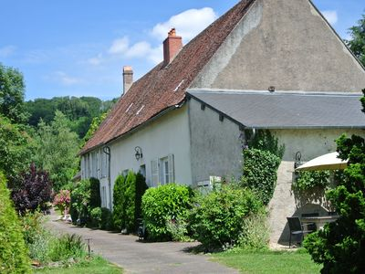 Photo for Cozy stay in former presbytery, Gîte La Source