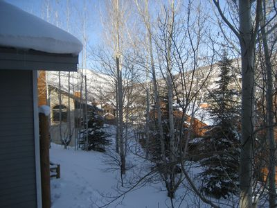 Photo for Charming Townhouse close to town and Deer Valley Resort